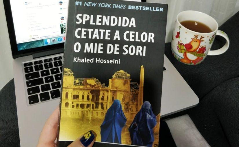 Splendida cetate a celor o mie de sori – Khaled Hosseini, recenzie de carte