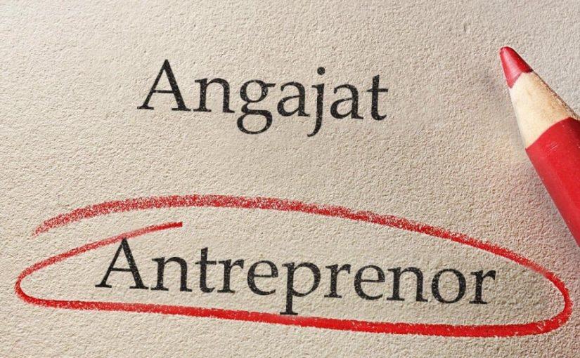 In ziua de astazi toti prostii sunt antreprenori
