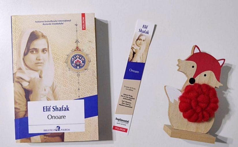 Onoare – Elif Shafak, recenzie de carte